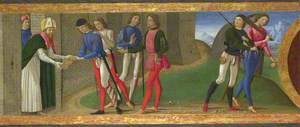 A Legend of Saints Justus and Clement of Volterra