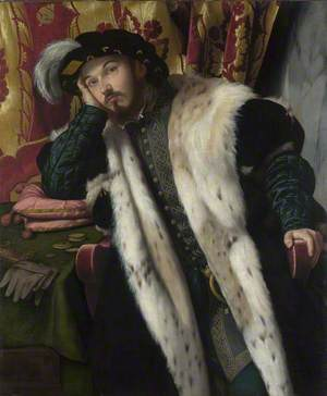 Portrait of Count Fortunato Martinengo Cesaresco (?)