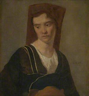 A Peasant Woman