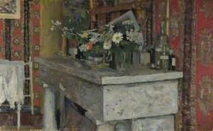 The Mantelpiece (La Cheminée)