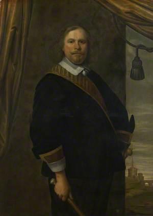 Portrait of a Dutch Commander (?)