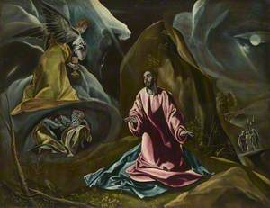 The Agony in the Garden of Gethsemane