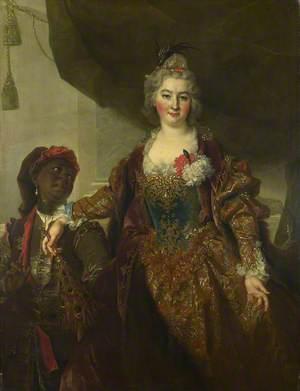 Princess Rákóczi