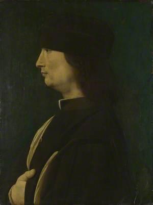 A Man in Profile