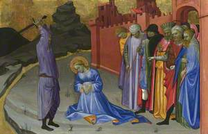 The Beheading of Saint Margaret (?)