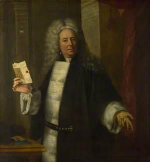 Portrait of Antonio (?) Correr