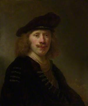 Self Portrait aged 24