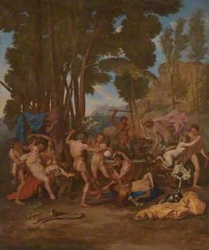 The Triumph of Silenus