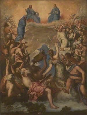 The Trinity ('La Gloria')