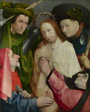 Christ Mocked (The Crowning with Thorns)