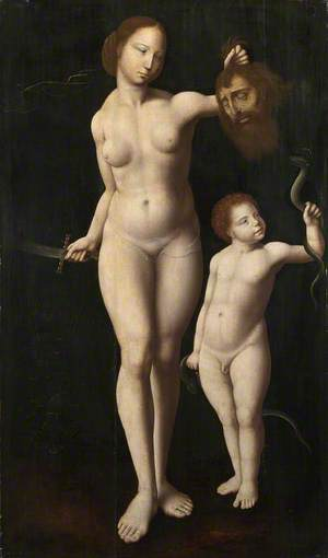 Judith and the Infant Hercules