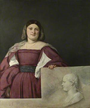 Portrait of a Lady ('La Schiavona')