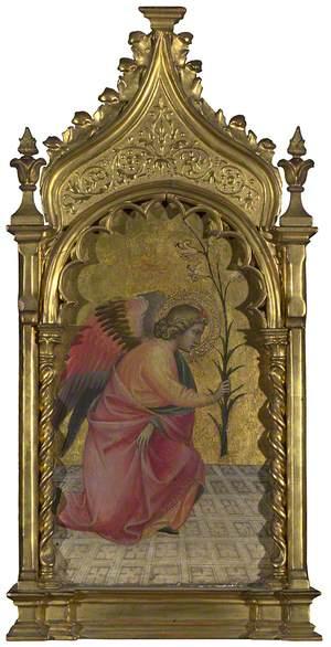 Saint Gabriel: Left Pinnacle