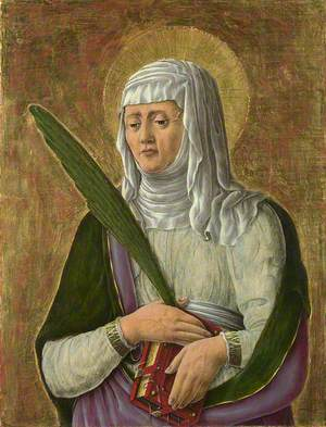 A Female Saint