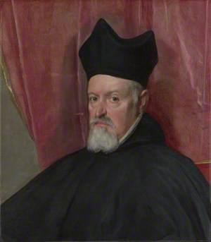 Portrait of Archbishop Fernando de Valdés