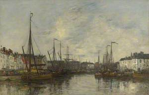 Brussels Harbour
