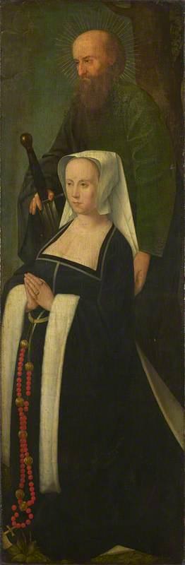 Saint Paul and a Donatrix