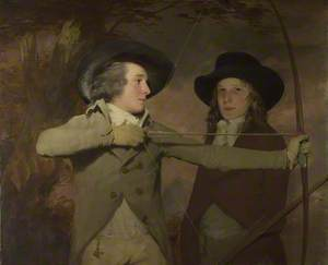 Robert Ferguson of Raith 1770-1840 and Lieutenant-General Sir Ronald Ferguson 1773-1841 ('The Archers')