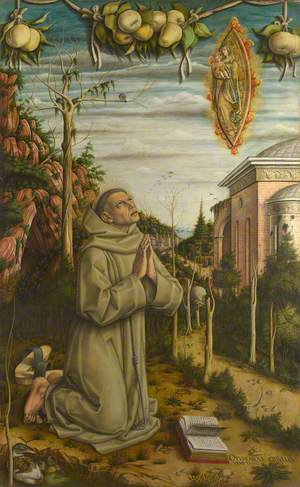 The Vision of the Blessed Gabriele