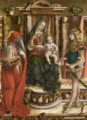 La Madonna della Rondine (The Madonna of the Swallow)