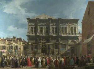 Venice: The Feast Day of Saint Roch