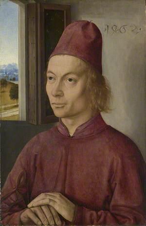 Portrait of a Man (Jan van Winckele?)