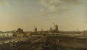 A Landscape with a View of Dordrecht