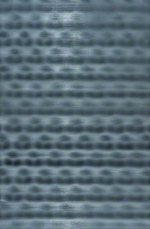 Abstraktes Bild (Silikat) (880-4) (Abstract Painting (Silicate))
