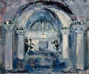 The Crypt, St Mark's, Venice