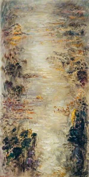 La rivière en hiver (The River in Winter)