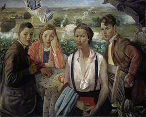 A Portrait Group