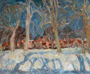 Winter, Carrington
