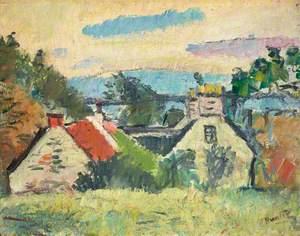 Cottages, Fife