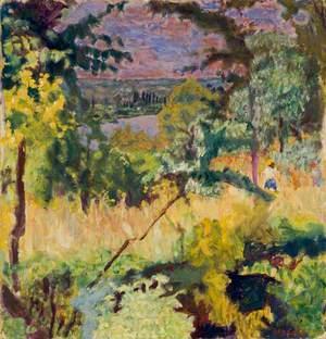 Échappée sur la rivière, Vernon (View of the River, Vernon)