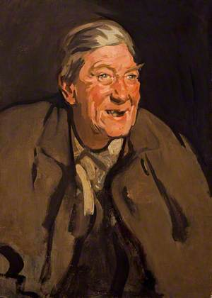Man Laughing (Tom Morris)