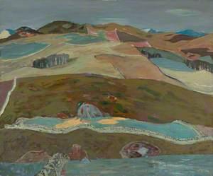 Peebleshire Landscape