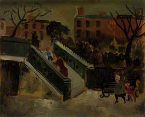 The Steps, Chelsea