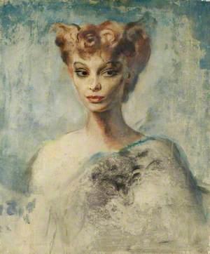 Faun (Mrs Constant Lambert)