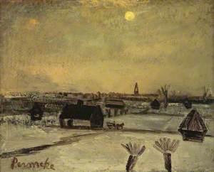 Hiver en Flandre (Winter in Flanders)