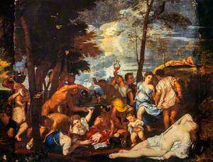 A Bacchanal: The Andrians