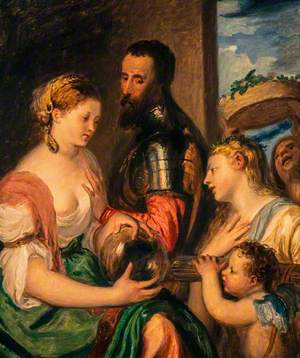 Allegory of the Marques del Vasto