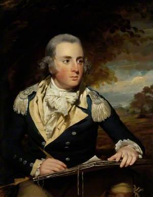Lieutenant-Colonel George Lyon (active 1788–c.1826)