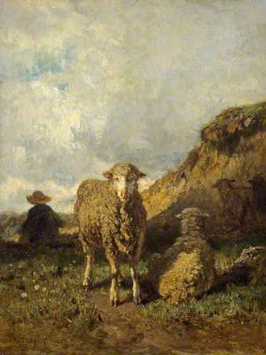 Sheep and Shepherd