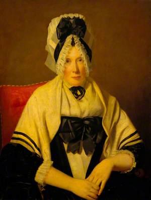 A Lady in a Lace Cap