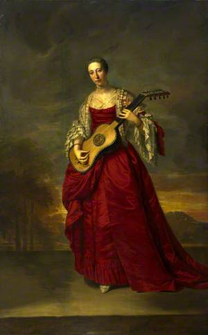 Caroline D'Arcy (d.1778), 4th Marchioness of Lothian