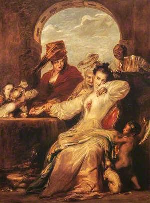 Josephine and the Fortune Teller