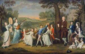 Sir John Halkett of Pitfirrane (1720–1793), 4th Baronet, Mary Hamilton, Lady Halkett and their Family
