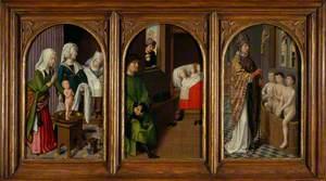 Three Legends of Saint Nicholas