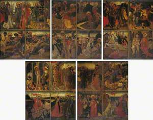 Twenty Scenes from the Life of Christ