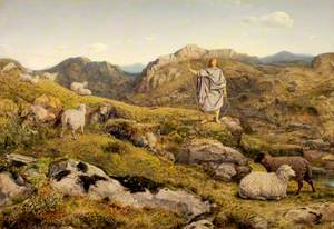 David in the Wilderness